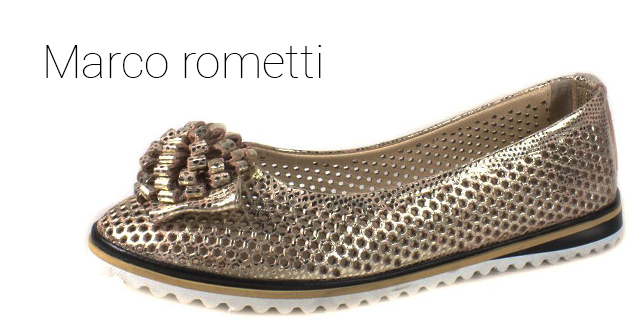 Новинки каталога: Marco rometti