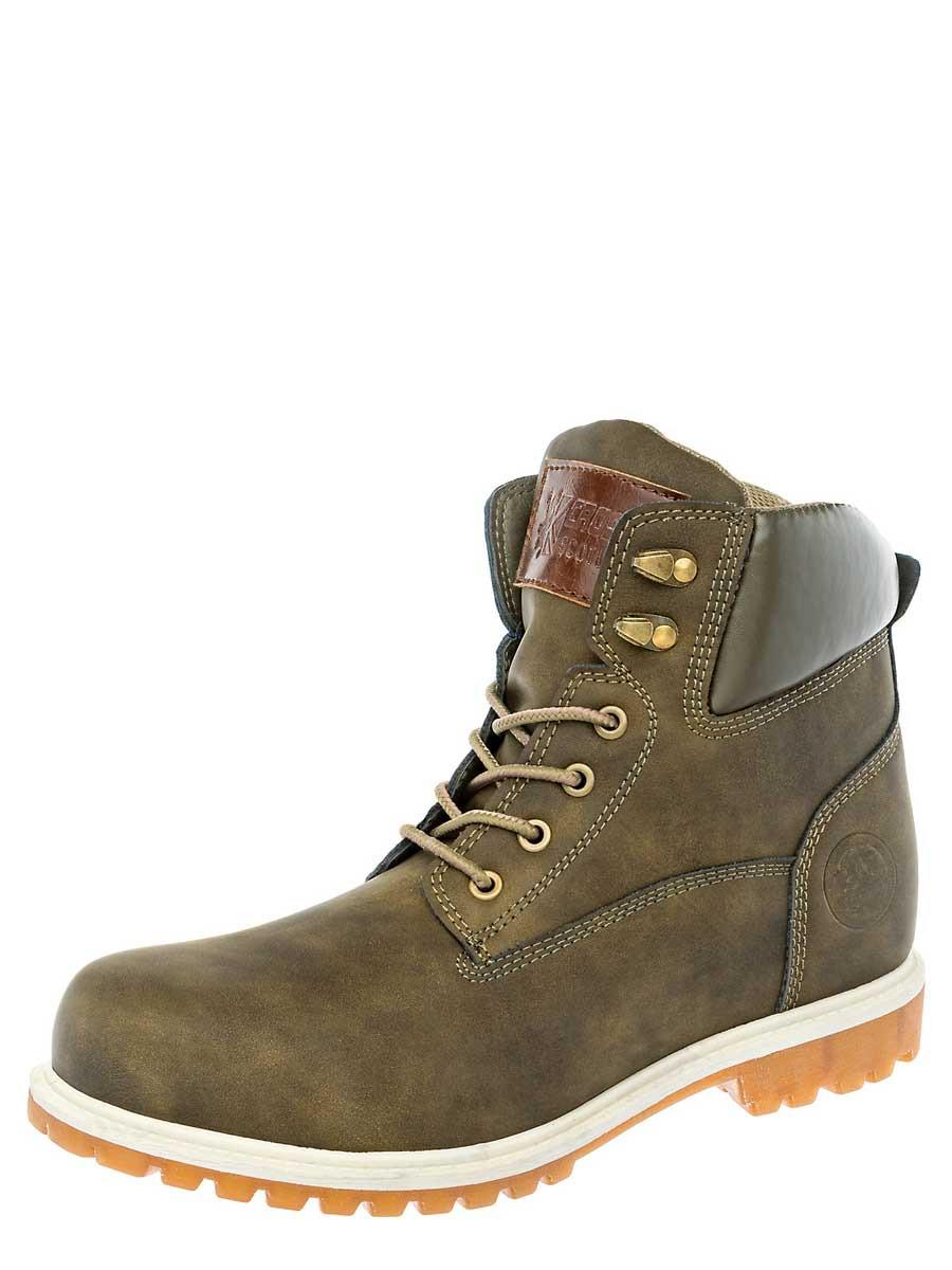 Ботинки, мужские 488371/02-04 без рядов