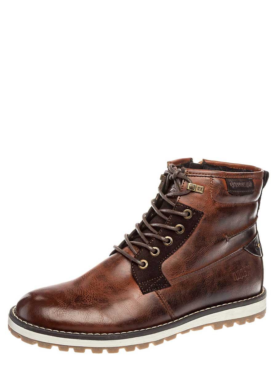 Ботинки подростковые (для мальчиков) 588168/05-01 без рядов