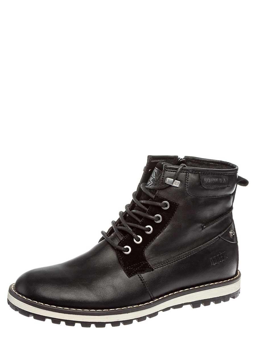 Ботинки подростковые (для мальчиков) 588168/05-03 без рядов