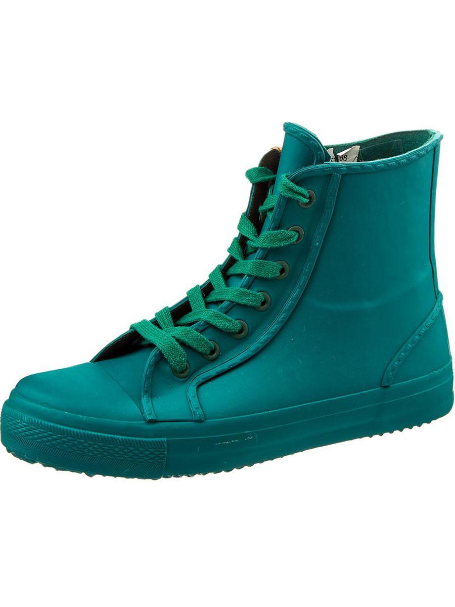 Ботинки ПВХ, женские 867712/01-02 без рядов