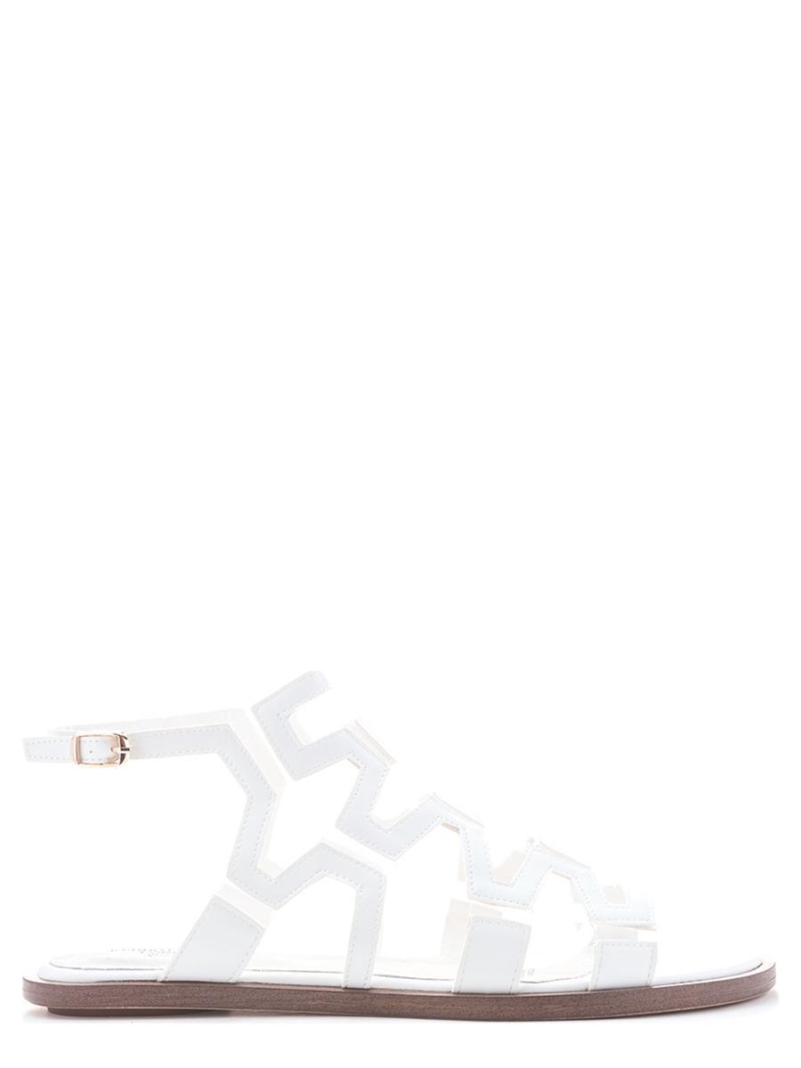 Сандалии, женские 887121/15-03 без рядов