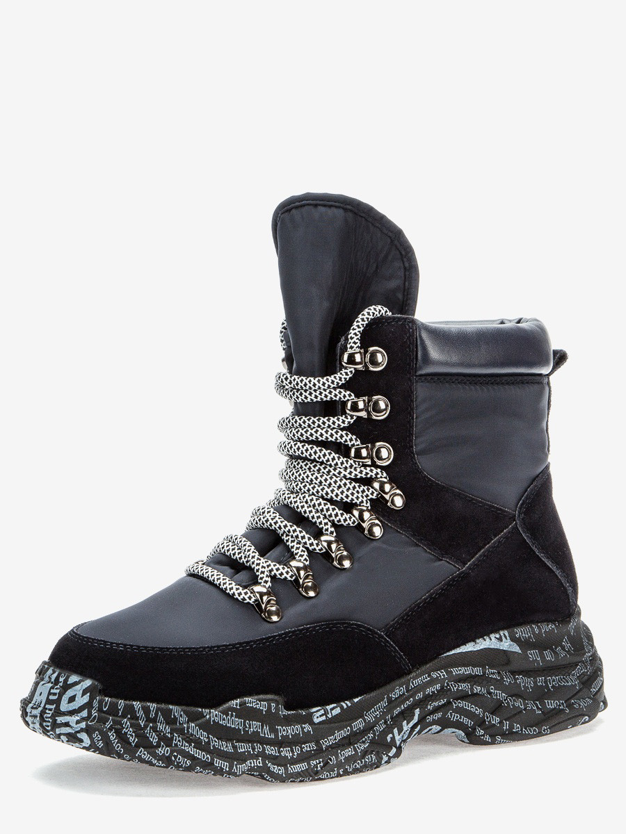 Ботинки женские 898221/01-03 без рядов