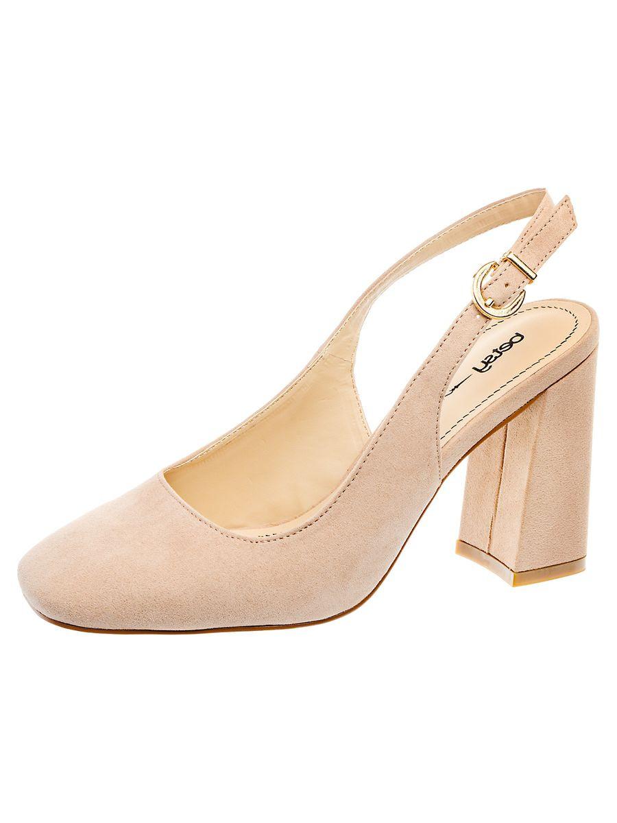 Босоножки на каблуке, женские 987105/01-02 без рядов