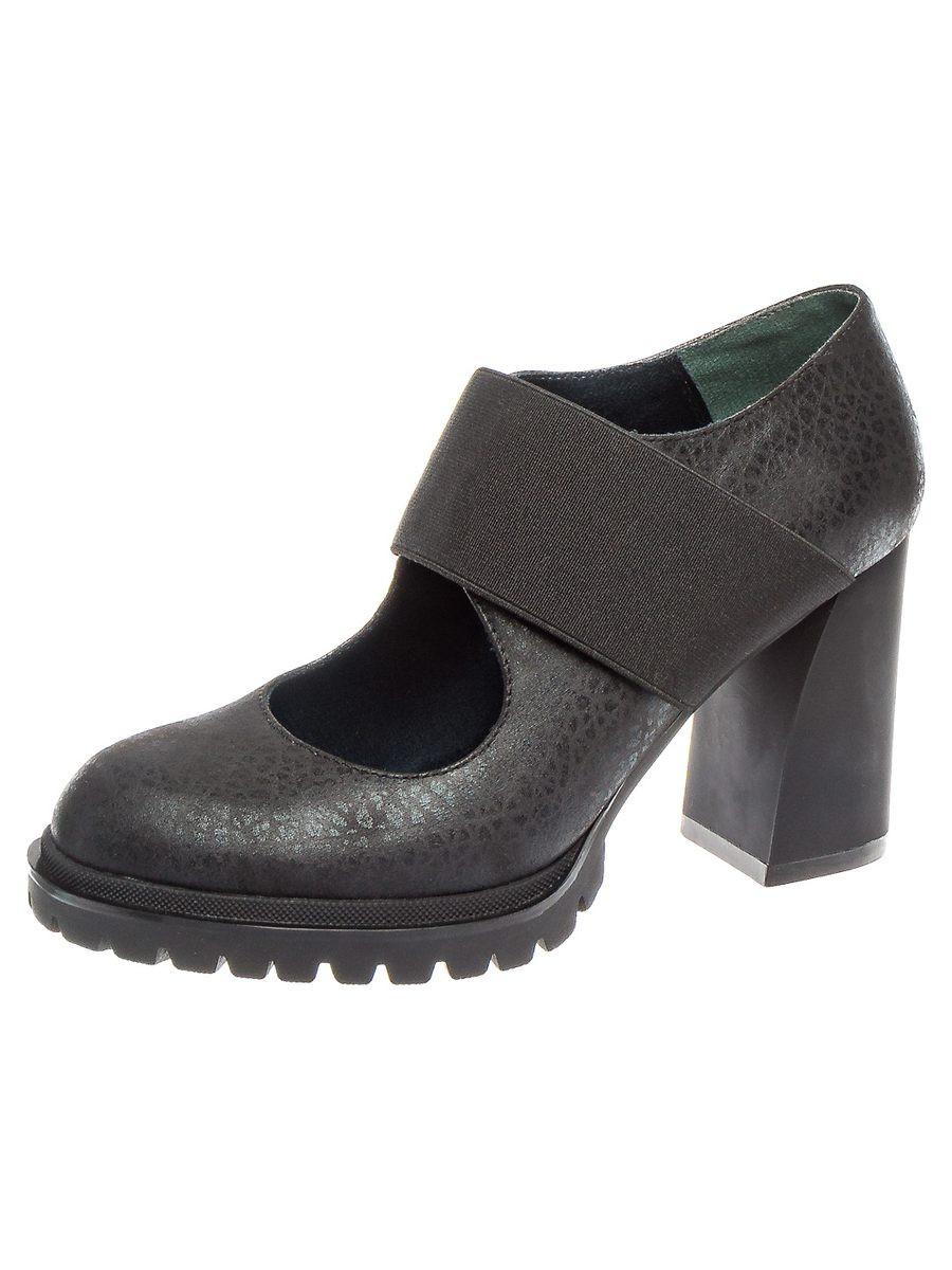 Туфли на каблуке, женские 988077/02-03 без рядов