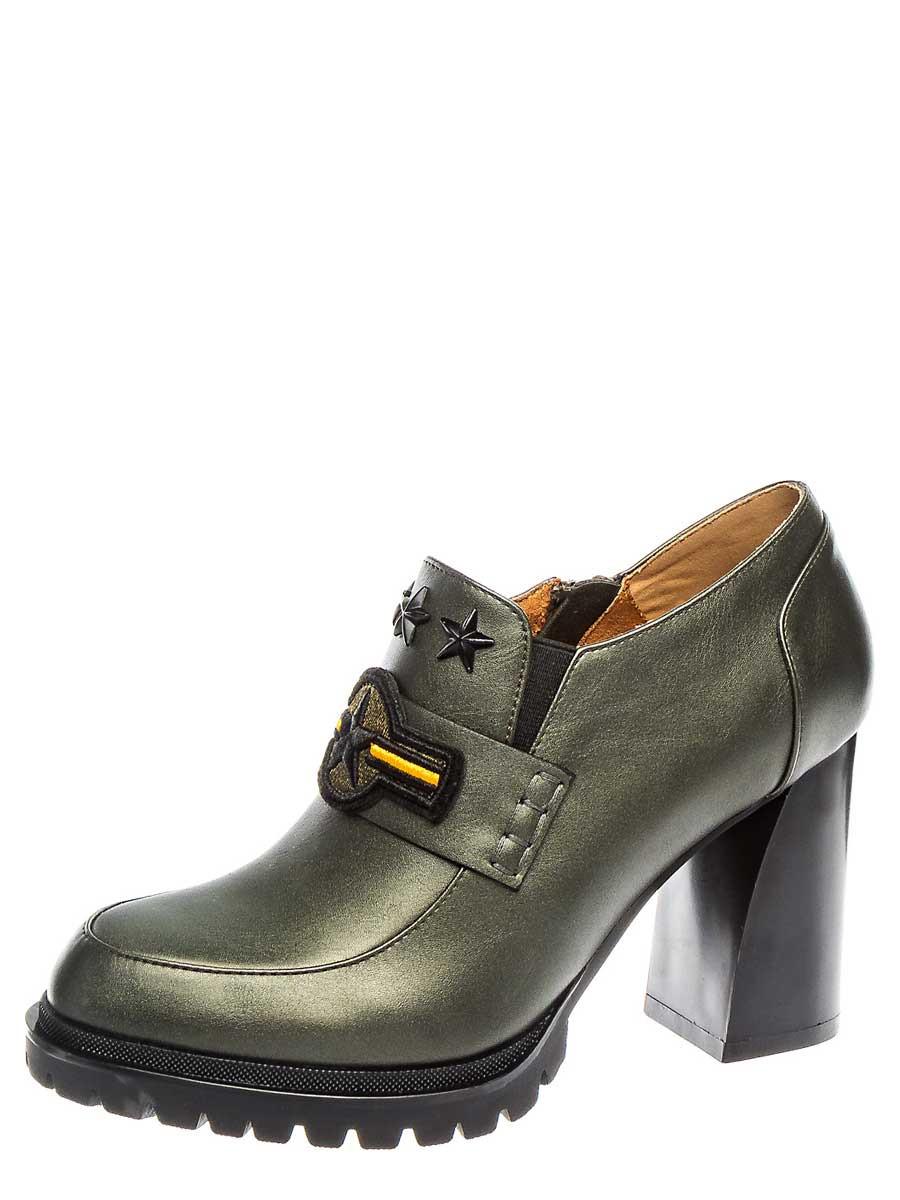Туфли на каблуке, женские 988077/03-03 без рядов