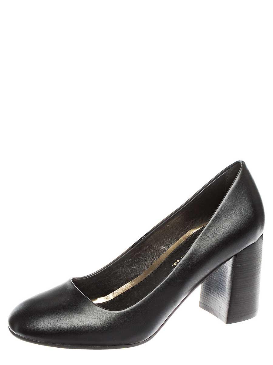 Туфли на каблуке, женские 988080/01-09 без рядов
