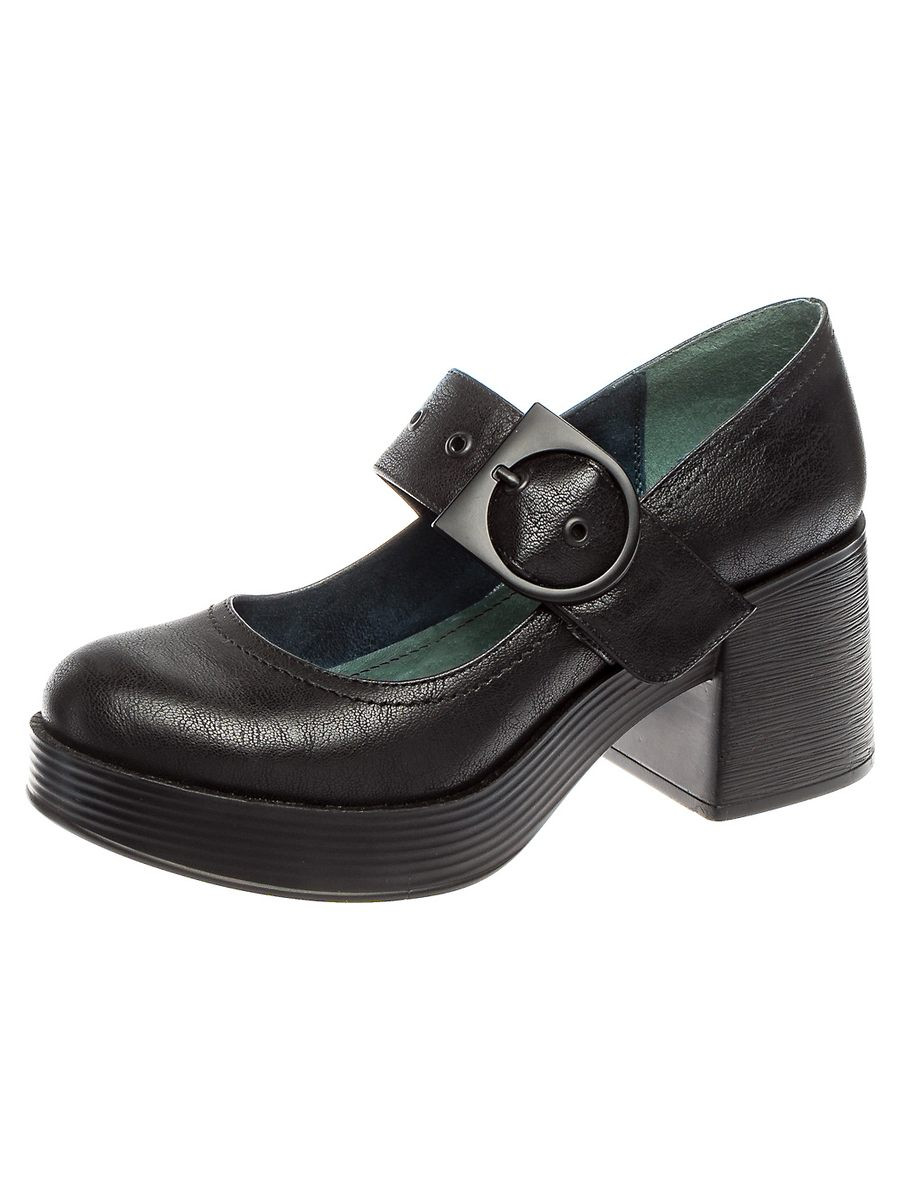 Туфли на каблуке, женские 988082/02-05 без рядов