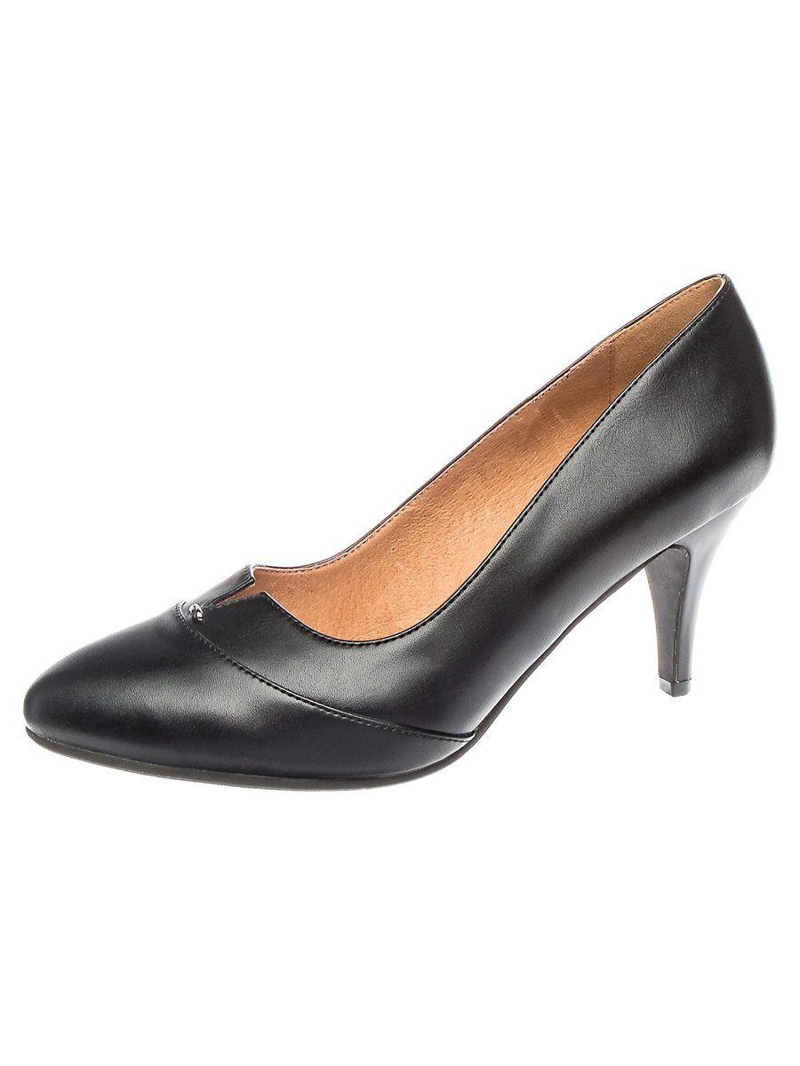 Туфли на каблуке, женские 988098/02-05 без рядов