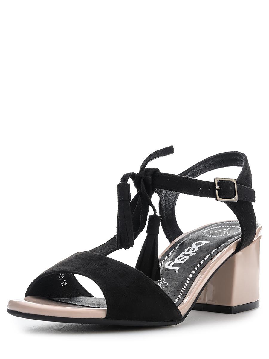 Босоножки на каблуке, женские 997009/04-03 без рядов