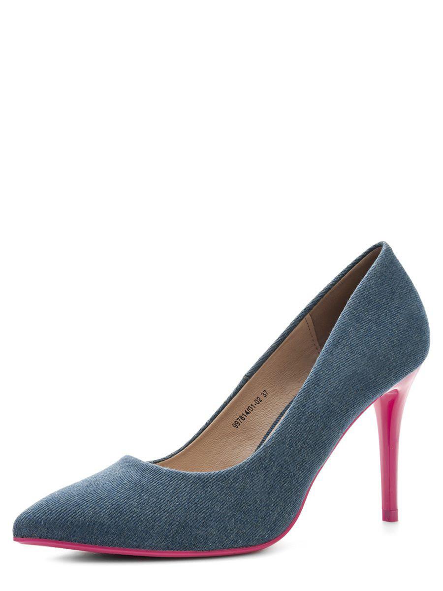 Туфли, женские 997814/01-02 без рядов