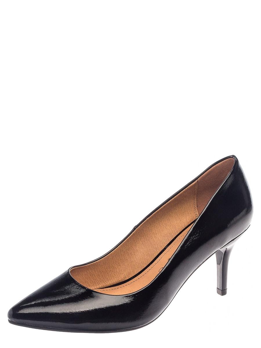 Туфли на каблуке, женские 998005/01-02 без рядов