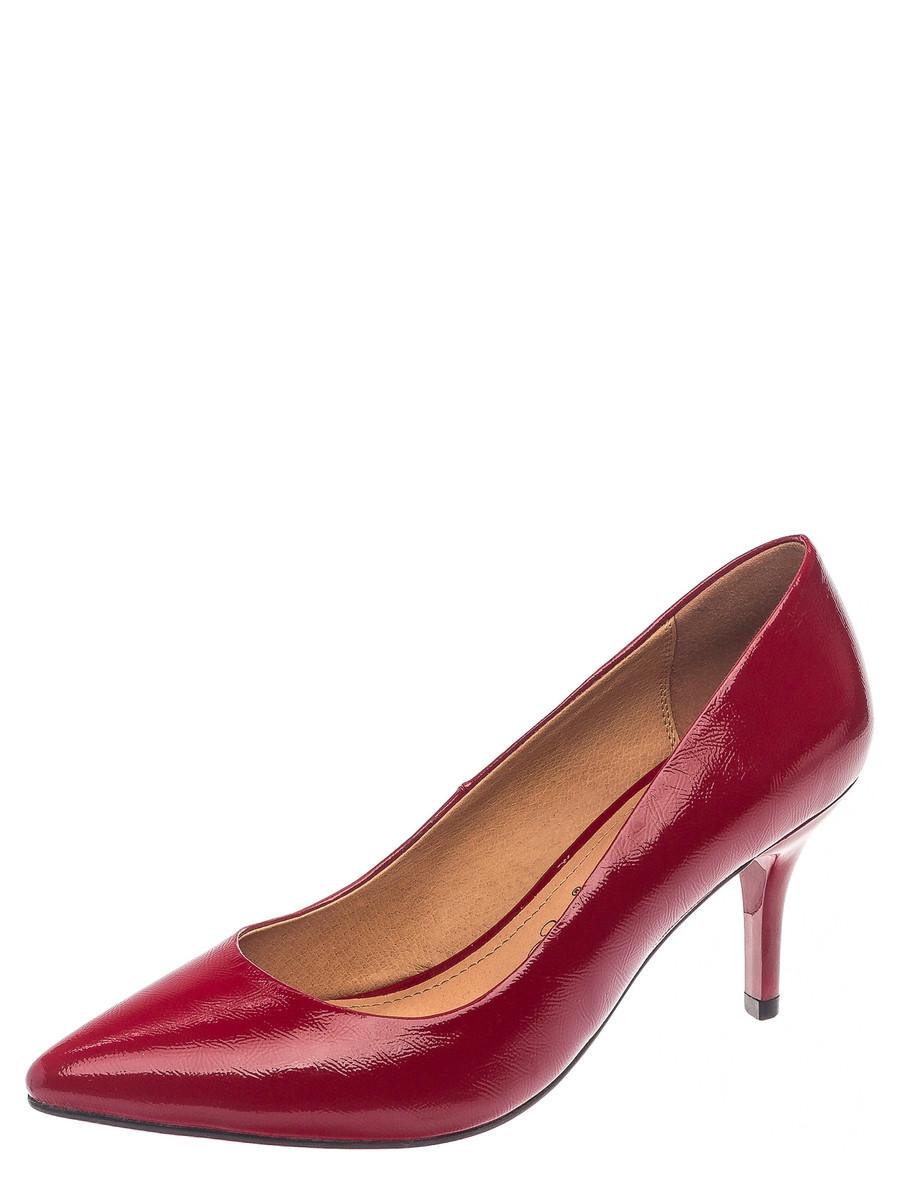 Туфли на каблуке, женские 998005/01-10 без рядов