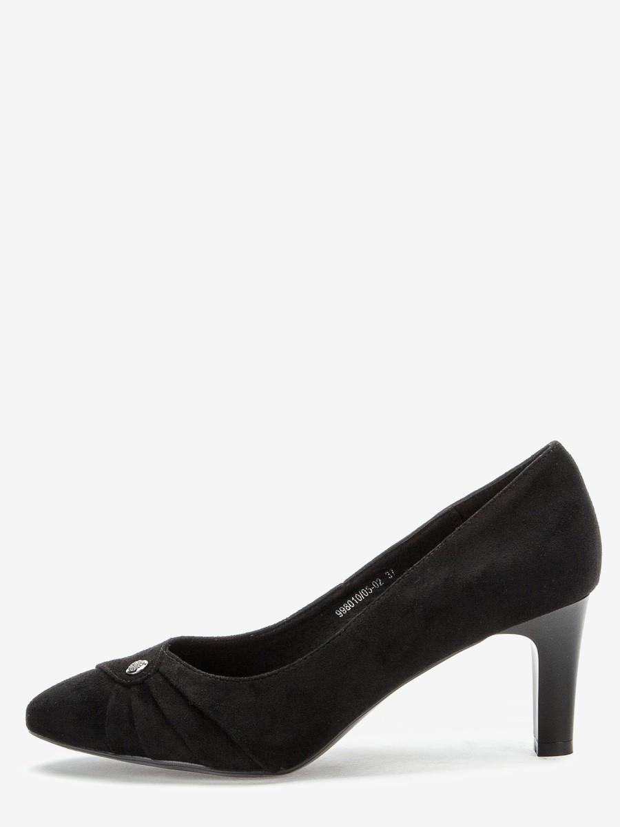 Туфли на каблуке, женские 998010/05-02 без рядов
