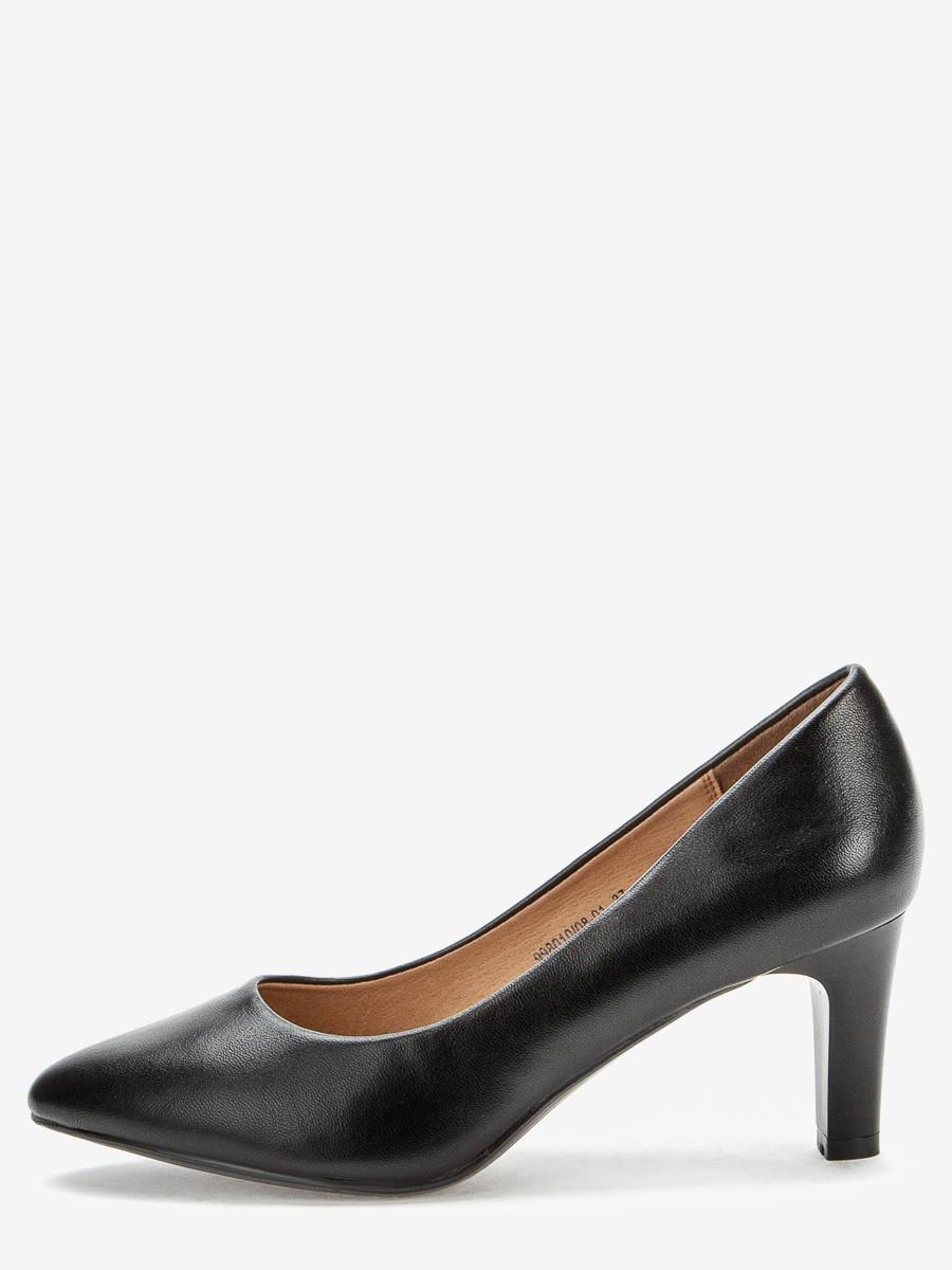 Туфли на каблуке, женские 998010/08-01 без рядов