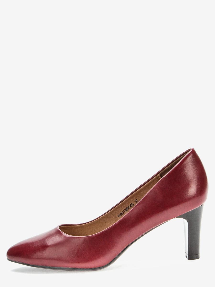 Туфли на каблуке, женские 998010/08-05 без рядов