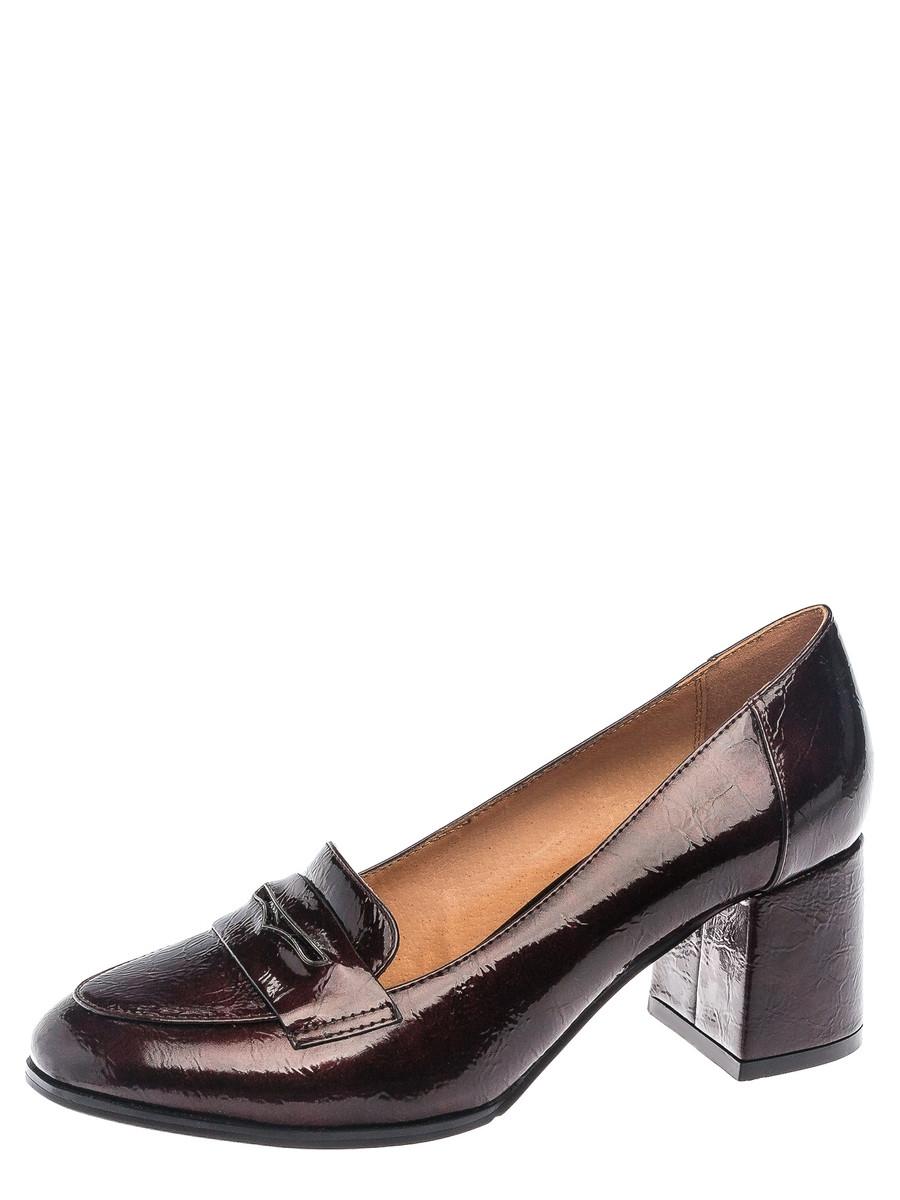 Туфли на каблуке, женские 998047/02-04 без рядов