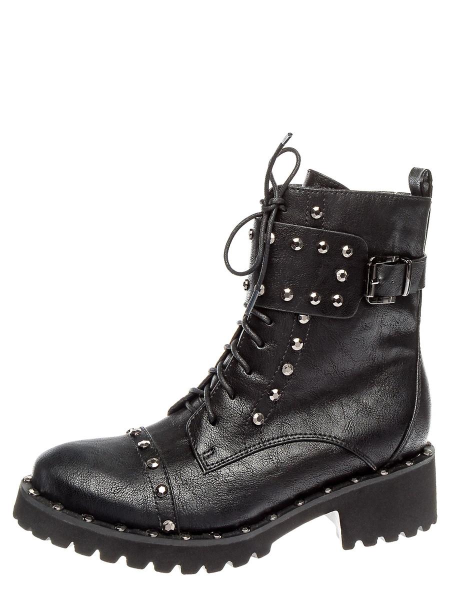 Ботинки, женские 998089/01-01 без рядов