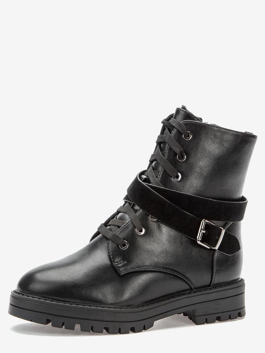 Ботинки детские (для девочек) 998345/04-01 без рядов
