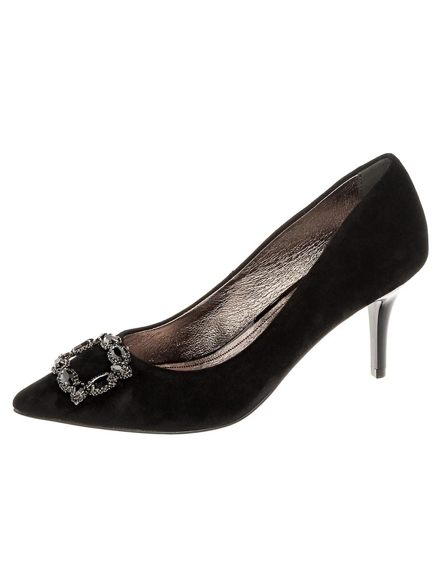 Туфли на каблуке, женские 999001/01-02 без рядов