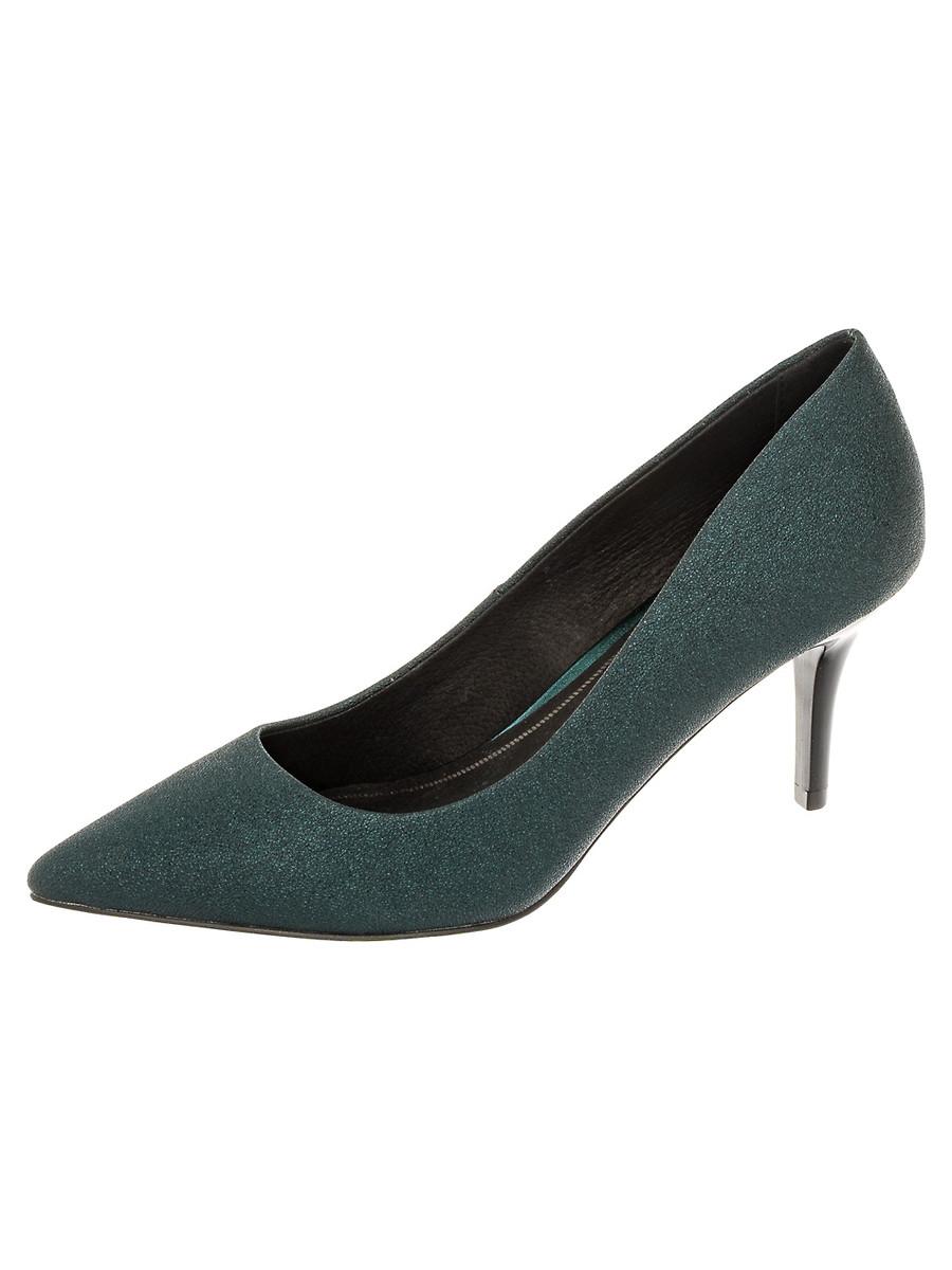 Туфли на каблуке, женские 999001/01-08 без рядов