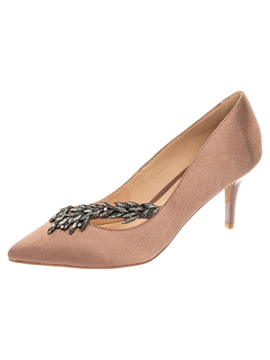 Туфли на каблуке, женские 999001/02-03 без рядов