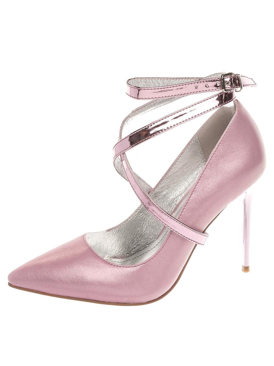 Туфли на каблуке, женские 999002/05-03 без рядов