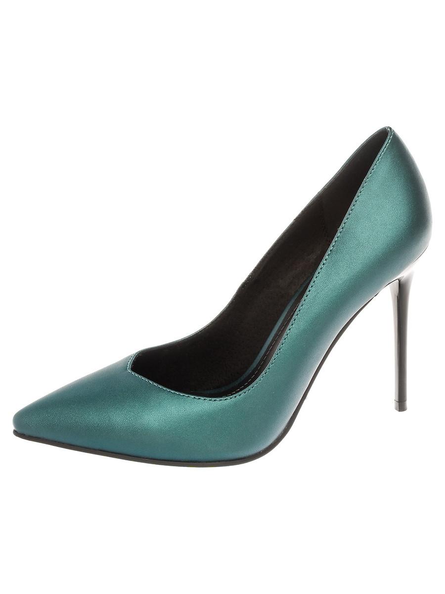 Туфли на каблуке, женские 999002/07-03 без рядов