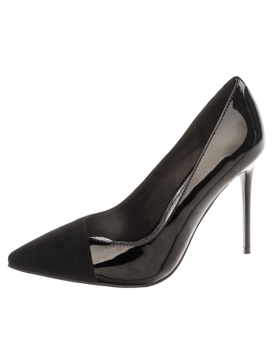 Туфли на каблуке, женские 999002/09-02 без рядов