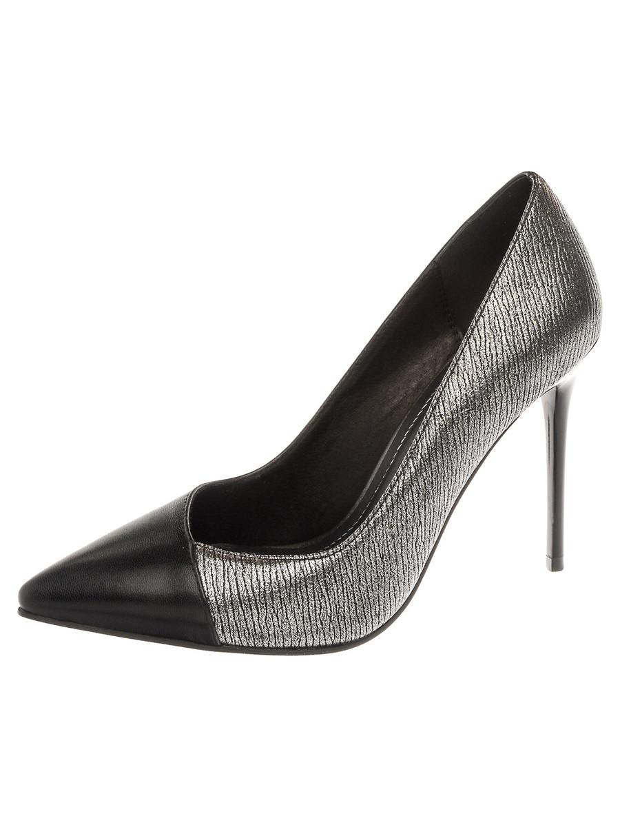 Туфли на каблуке, женские 999002/09-05 без рядов