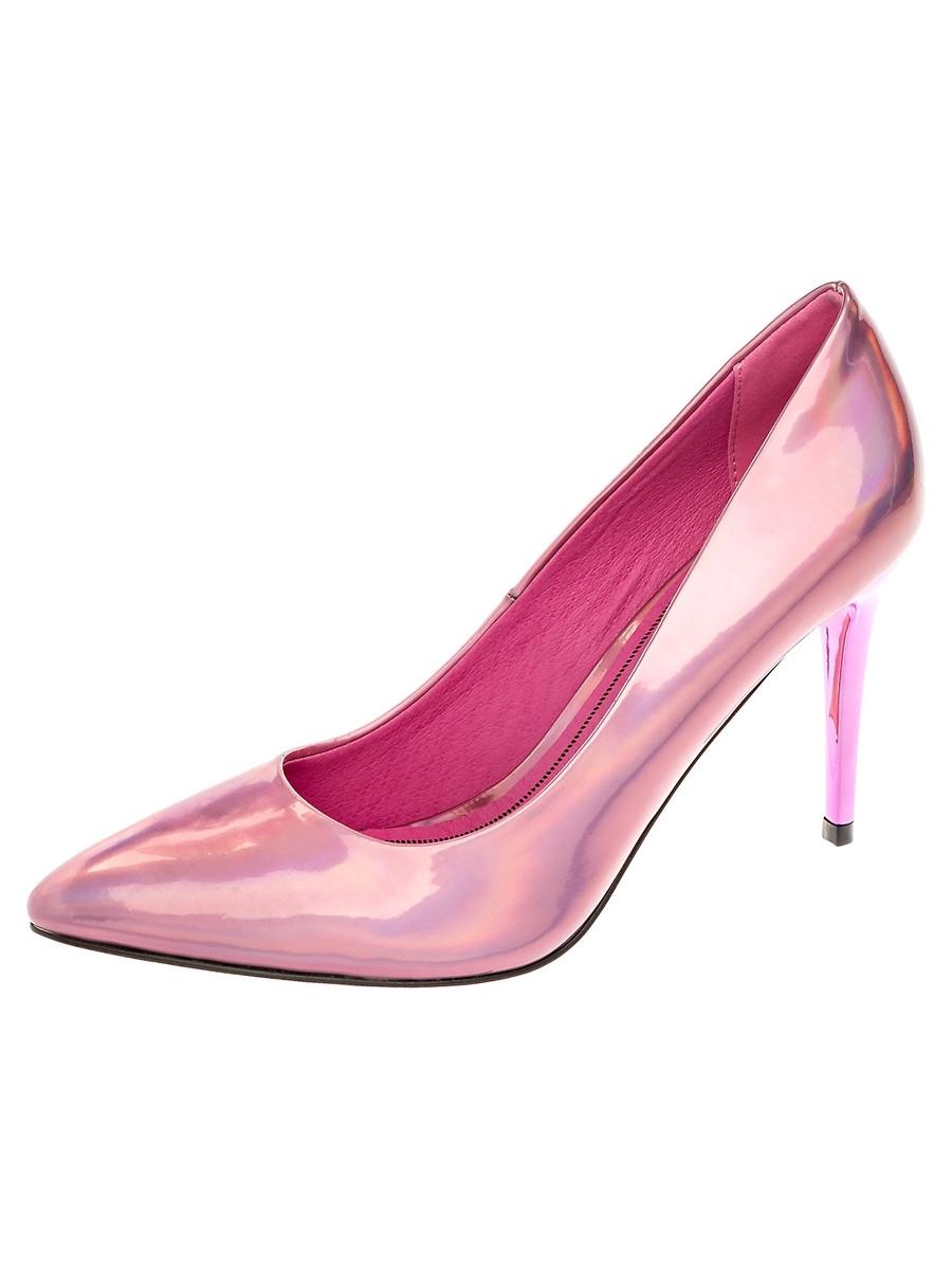 Туфли на каблуке, женские 999004/01-11 без рядов