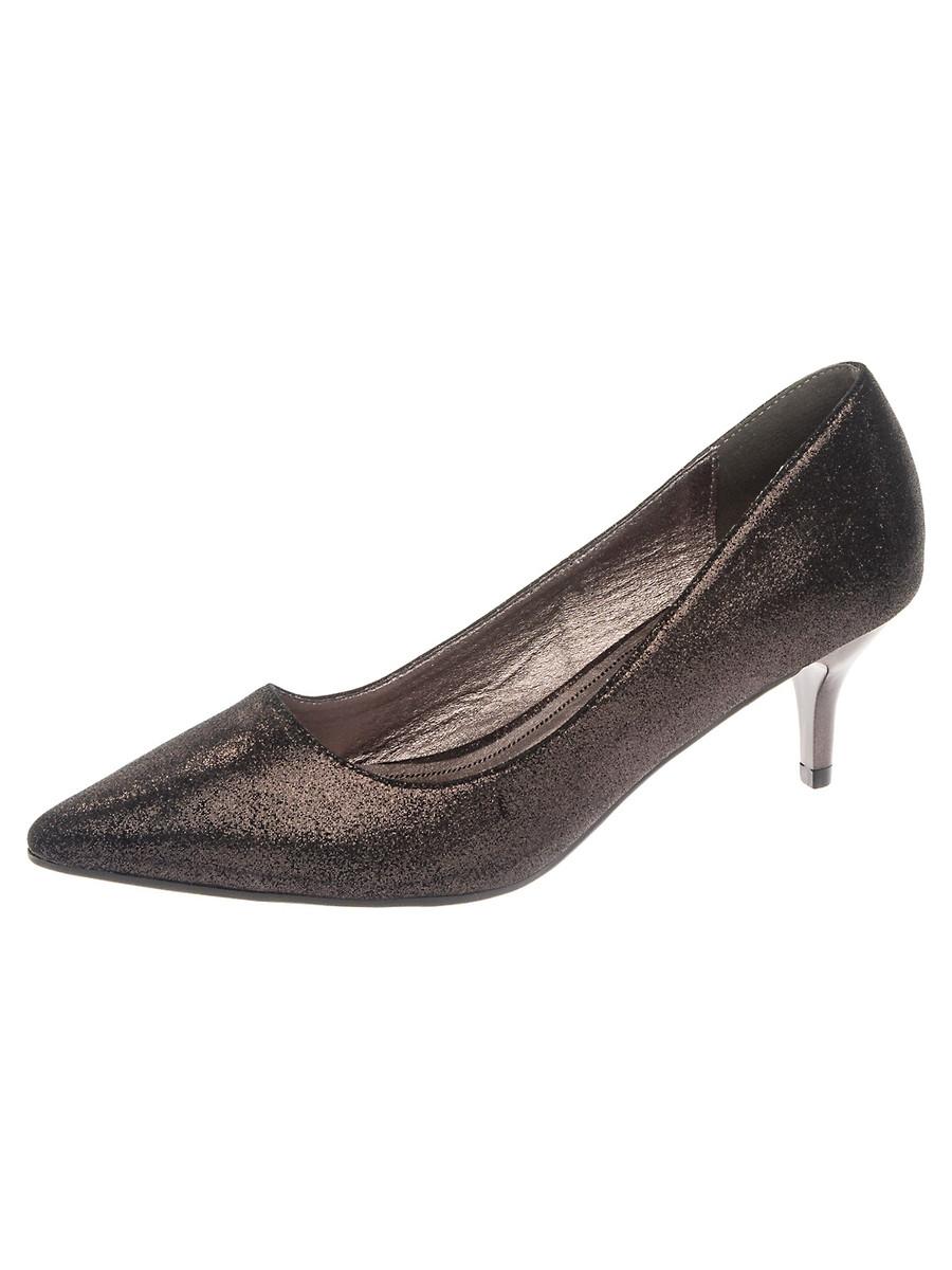 Туфли на каблуке, женские 999005/01-07 без рядов