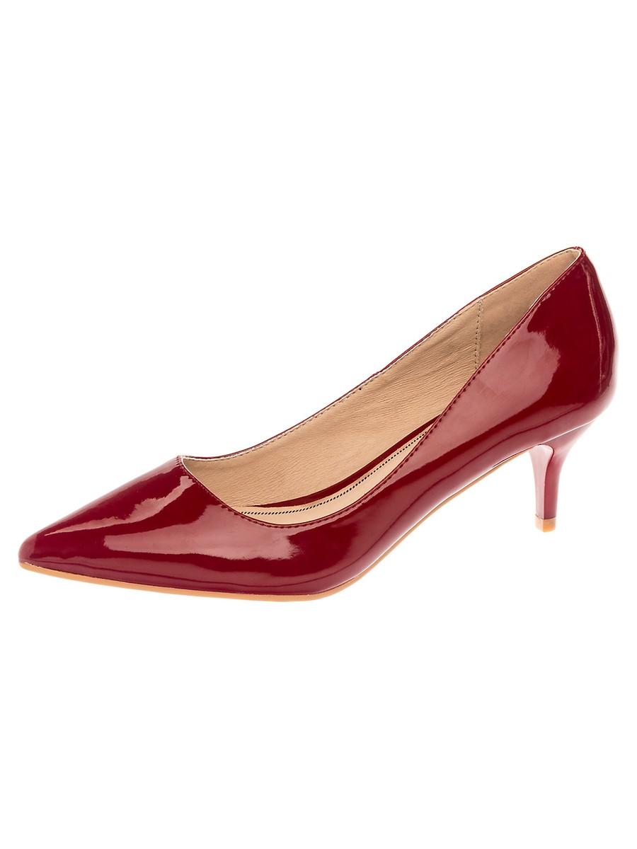 Туфли на каблуке, женские 999005/01-08 без рядов