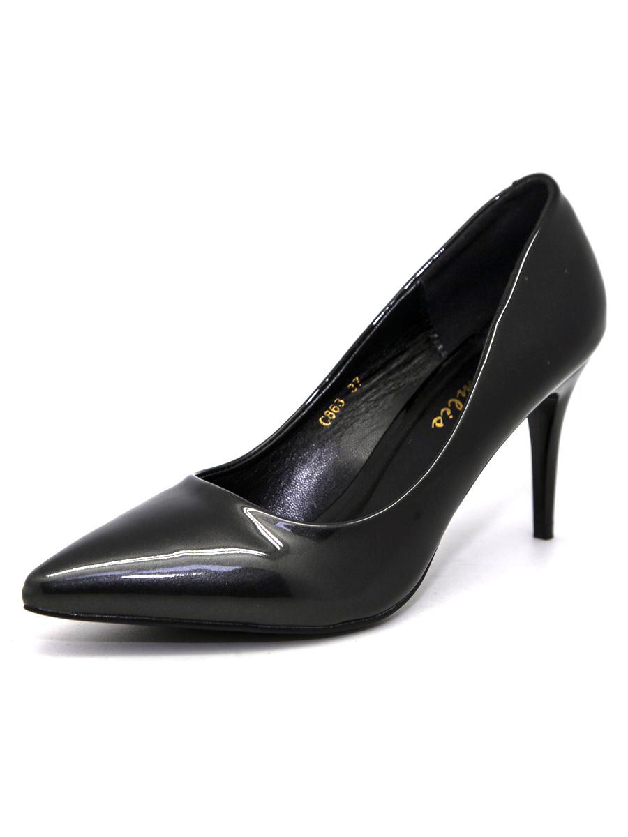 Туфли на каблуке, женские ADM-C863 без рядов