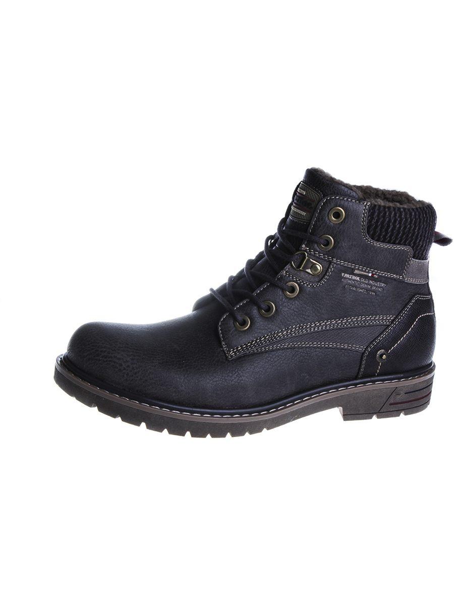ботинки Patrol Pat-461-148IM-19w-01-2