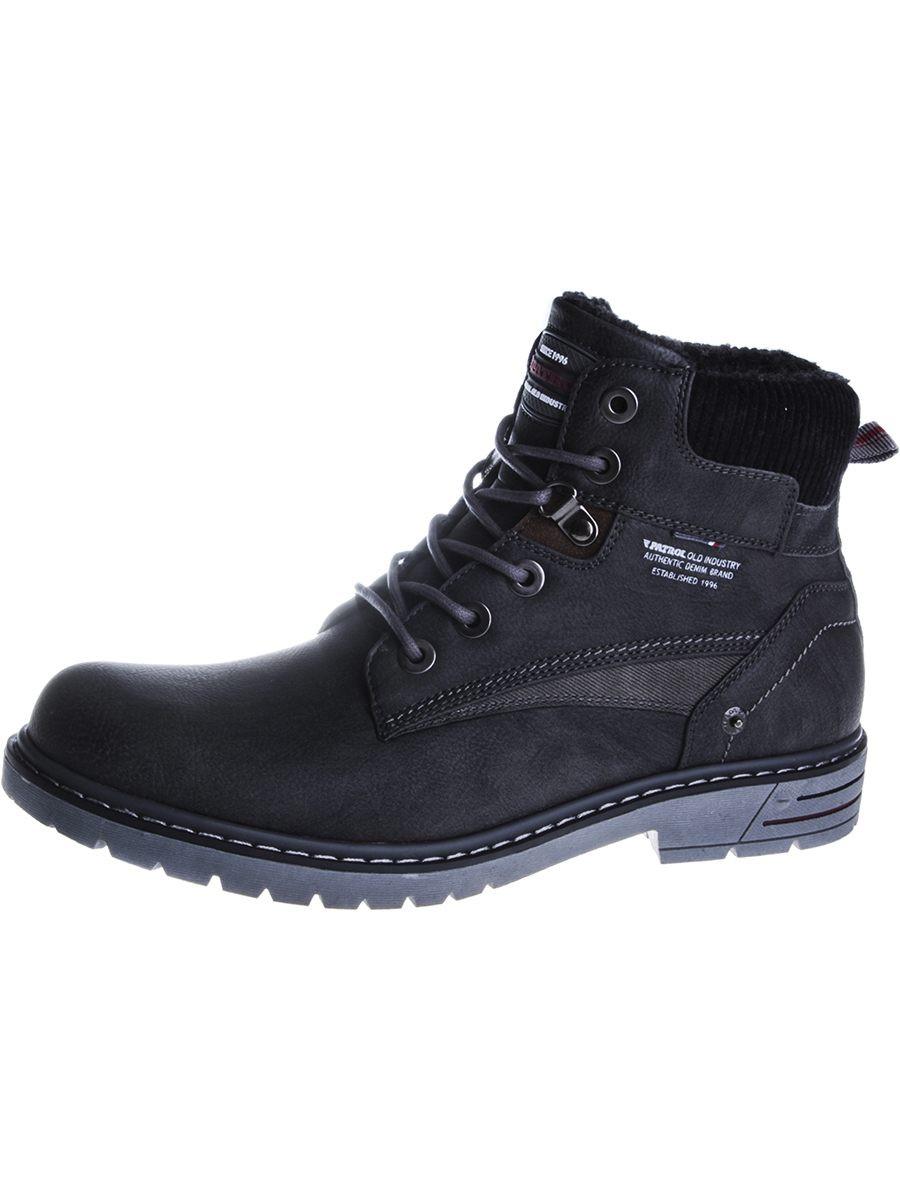 ботинки Patrol Pat-461-148IM-19w-01-5