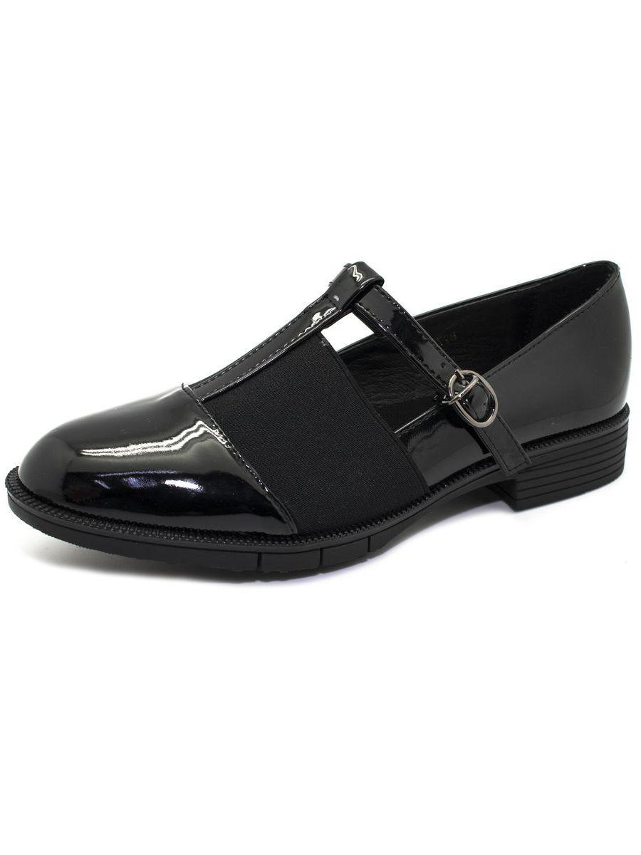 Туфли женские SAR-B27BLACK без рядов
