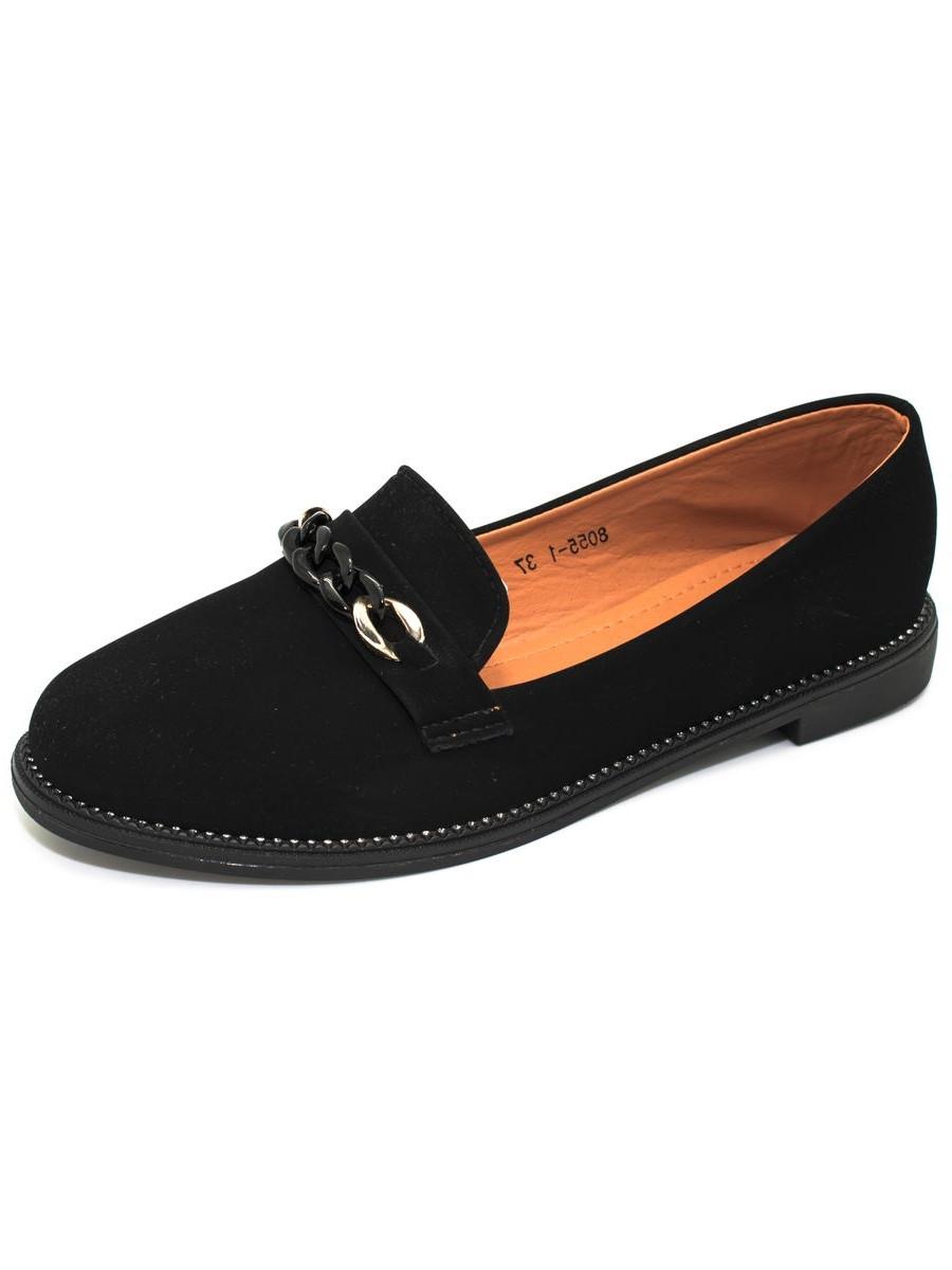 Туфли женские VER-8055-1-4 без рядов