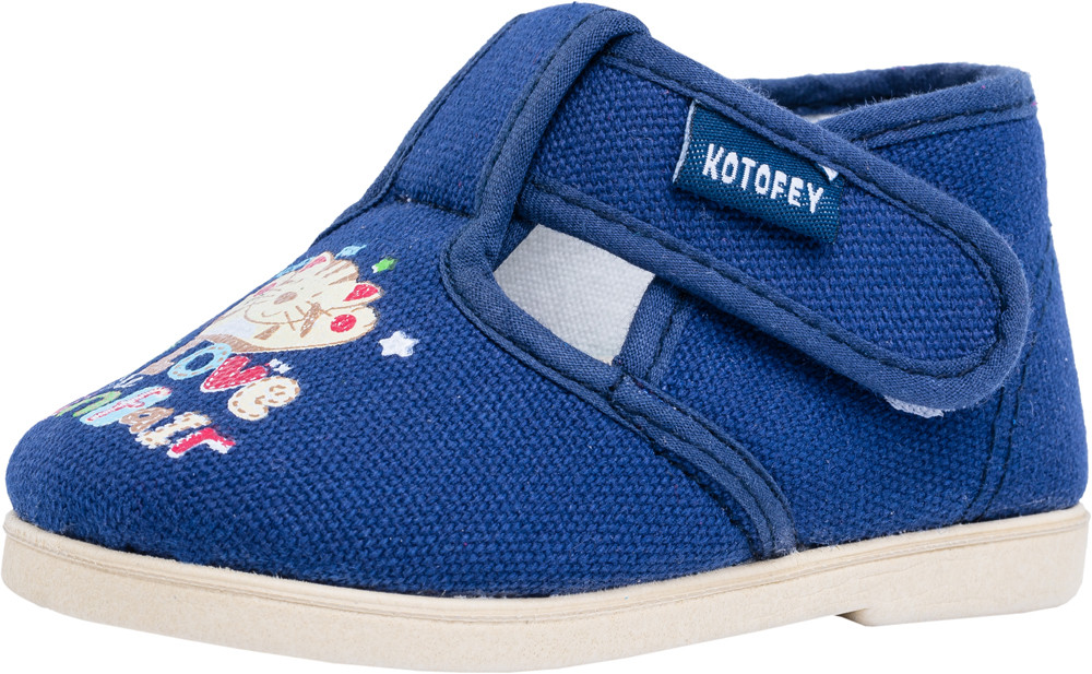 Детские текстильная обувь Kotf-031051-71