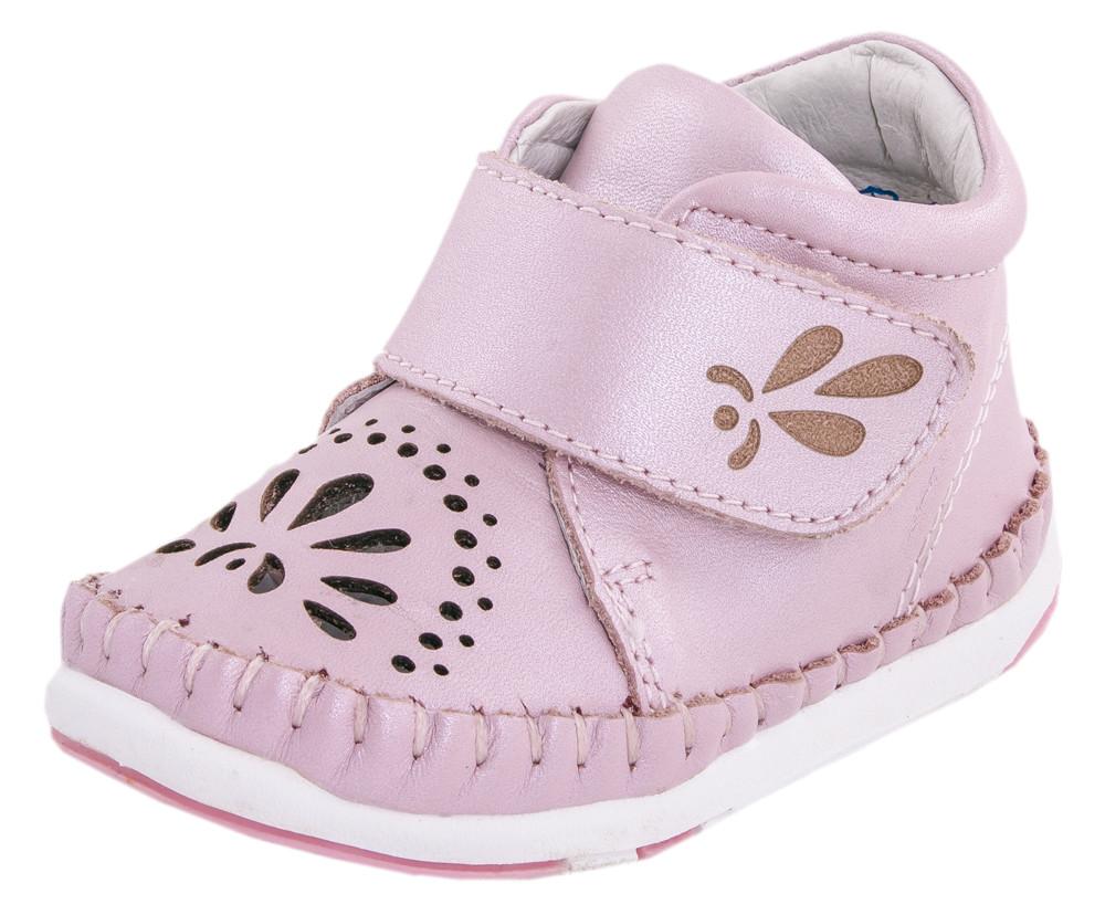 Детские ботинки и сапожки (кожподкладка) Kotf-052114-21