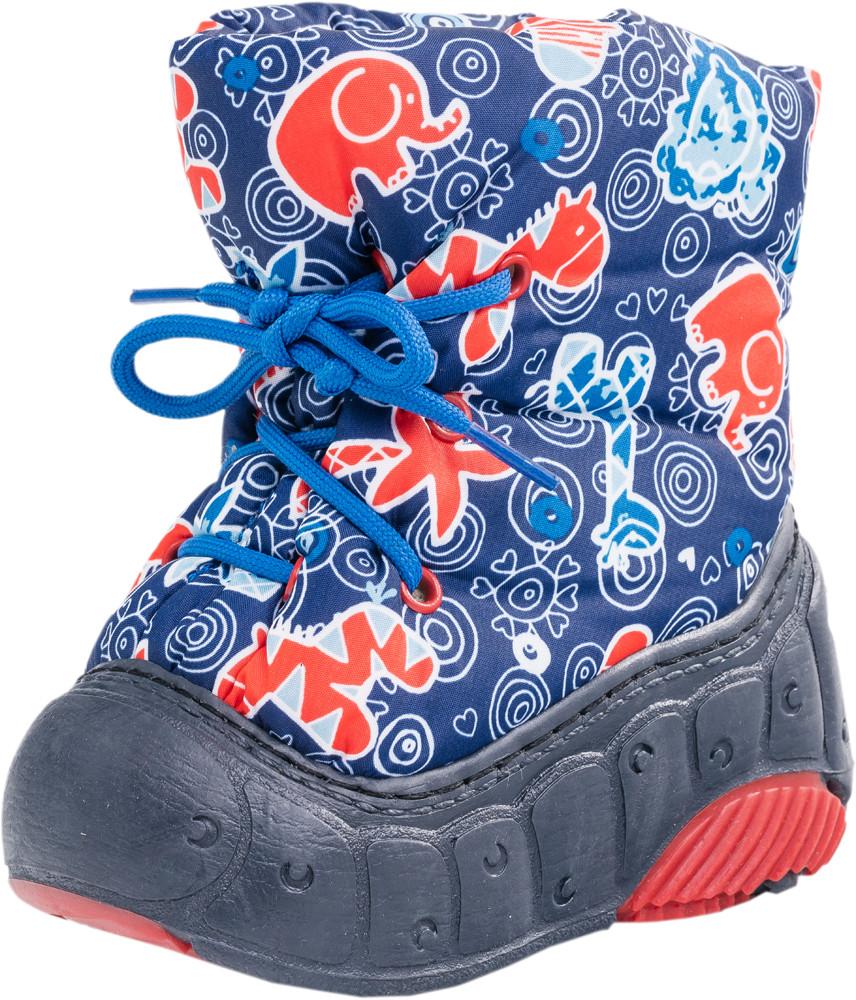Детские ботинки и сапожки (шерстяной мех) Kotf-061003-42