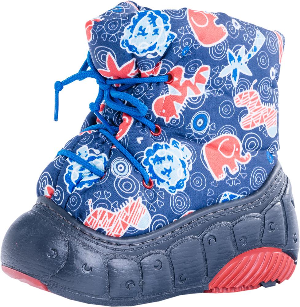 Детские ботинки и сапожки (шерстяной мех) Kotf-061003-48
