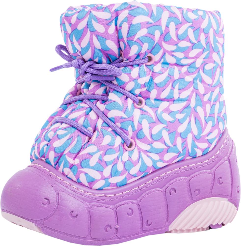 Детские ботинки и сапожки (шерстяной мех) Kotf-061003-49