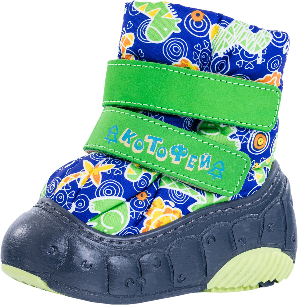 Детские ботинки и сапожки (шерстяной мех) Kotf-061008-42