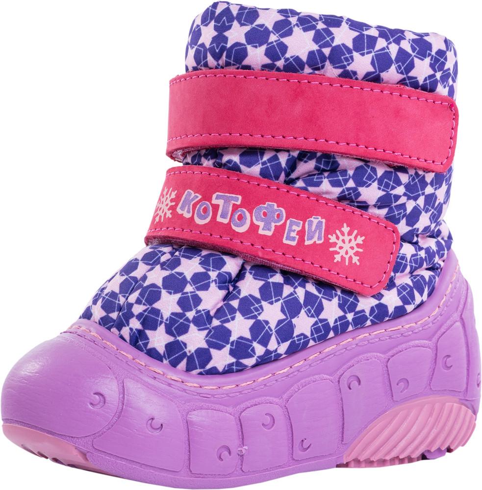 Детские ботинки и сапожки (шерстяной мех) Kotf-061008-43