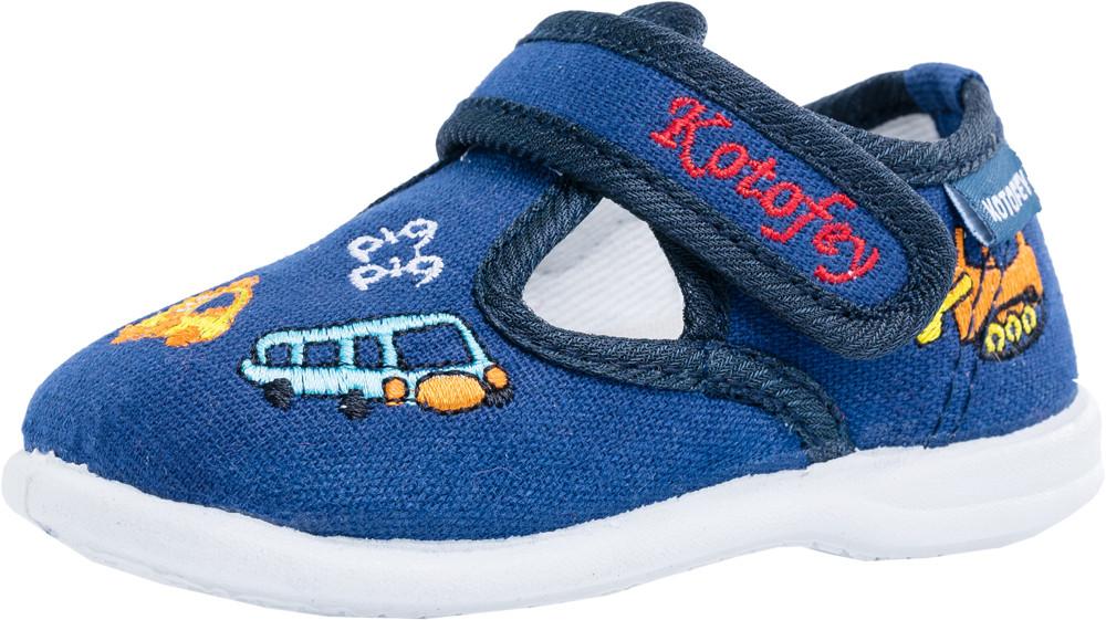 Детские текстильная обувь Kotf-131093-11