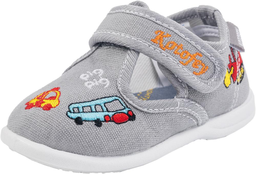 Детские текстильная обувь Kotf-131093-12