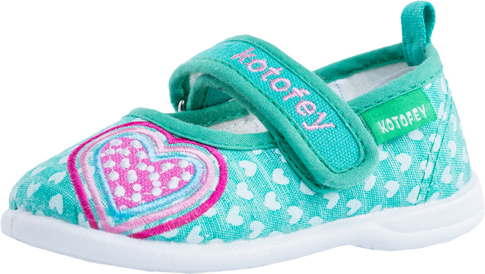 Детские текстильная обувь Kotf-131120-11