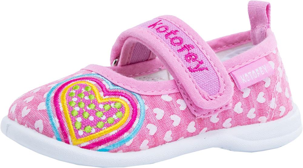 Детские текстильная обувь Kotf-131120-12