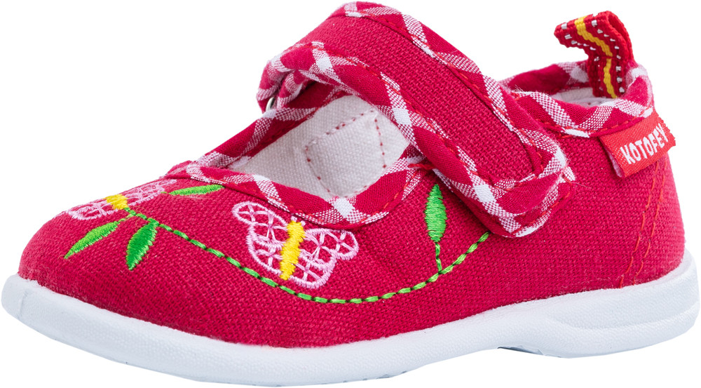 Детские текстильная обувь Kotf-131123-12